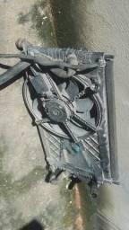 Kit radiador focus 2009 a 2013