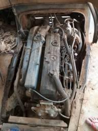 Motor Mercedes 1721