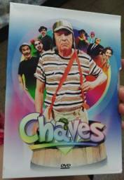 Kit DVDs do Chaves