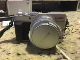 Câmera Panasonic Lumix Lx-100 - Camera 4k Seminova!