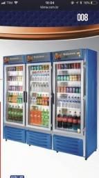 Freezer Vertical 3 Portas!