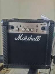 Amplificador guitarra marshall mg10