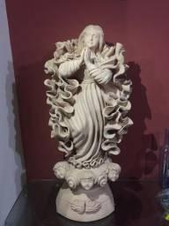 Nossa Senhora Imaculada em Cerâmica
