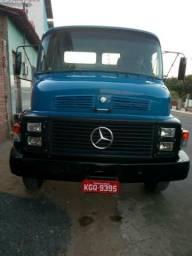 Mercedes Benz 1114 - 1989