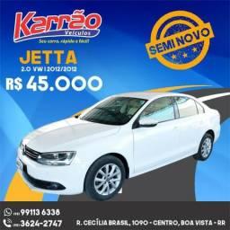 Jetta 2.0 vw - 2012