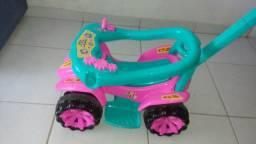 Quadriciculo toy kids