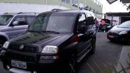 Fiat Doblo adventure 1.8 flex 6 lugares - 2009
