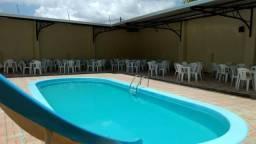 Salão recepções lagoa azul com piscina parcelo cartão crédito