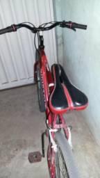 Bike de macha troco em cell