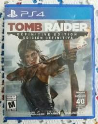 Jogo ps4 Tomb Raider