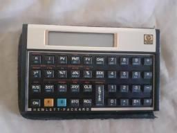 Calculadora Financeira HP12 GOLD R$90,00