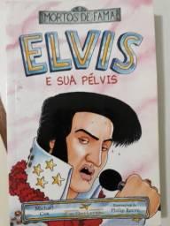 Livro Elvis e sua Pélvis - Michel Cox