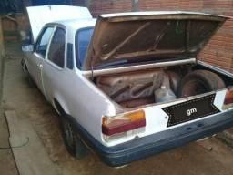Vendo chevette sL motor zero ñ bate não fuma carro bom - 1987