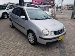 Polo Sedan 1.6 GNV Completo, Financia 100% 48x 527,00 Aproveite!!! - 2005