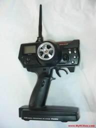 Radio Futaba 3PM com 2 receptores