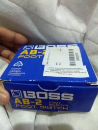OPORTUNIDADE - Pedal Boss AB-2 foot switch