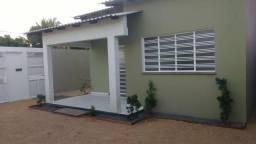 Vendo casa nova de esquina bem localizada B.Equatorial