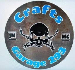 "Artesanato Art Sucata ""Crafts Garage 293"""