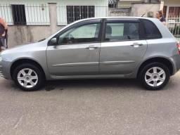 Fiat Stilo Flex cinza 2007 - 2007