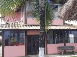 Exc.casa à beira-mar de Tabuba, 500,00 a diária.