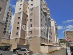 Apartamento para alugar com 3 dormitórios em Planalto, Belo horizonte cod:604474