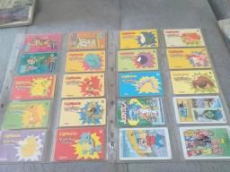 Coleção de cartões