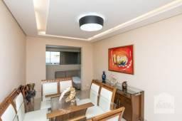 Apartamento à venda com 3 dormitórios em Alto caiçaras, Belo horizonte cod:243747