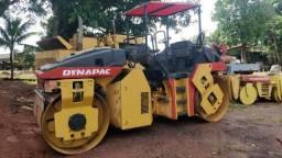 Rolo Compactador Dynapac CC222 Ano 98
