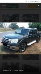 Ranger 11/12 xlt 4x4 3.0 turbo diesel - 2011