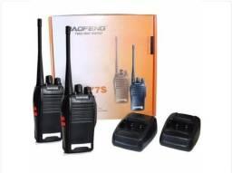 Rádio Comunicador Baofeng 777