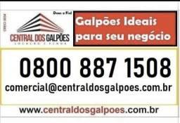 Galpão bem localizado. Urgente