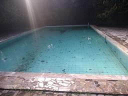 Sitio 80x170 com piscina natural em Castanhal R$420 mil reais