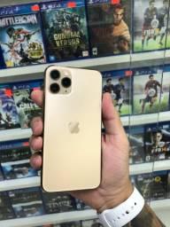 iPhone 11 Pro Gold 64g impecável > com garantia