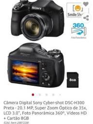 Camera Semiprofissional sony T/V