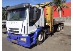 Caminhão Munck Com Madal 35T<br><br>