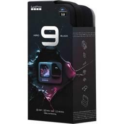 Câmera Go Pro Hero9 Preto Chdhx-901-RW novo e lacrado (sob pedido)