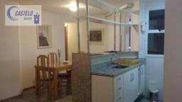 Flat mobiliaod, com 1 dormitório para alugar, 38 m² por R$ 1.500/mês - Icaraí - Niterói/RJ