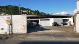 Galpão/depósito/armazém para alugar em Saguaçú, Joinville cod:CI2168
