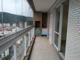 Apartamento com 3 dormitórios à venda, 112 m² por R$ 785.000 - Marapé - Santos/SP