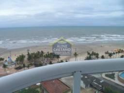 Apartamento à venda com 2 dormitórios em Mirim, Praia grande cod:AN4200