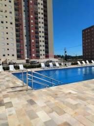 Apartamento com 2 dormitórios para alugar, 52 m² por R$ 1.000,00/mês - Residencial Alexand
