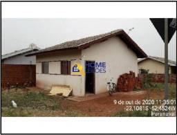 Casa à venda com 2 dormitórios em Residencial paranavai iii, Paranavaí cod:56860