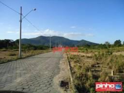 Terreno à venda, 703 m² por R$ 136.673,20 - Sul do Rio - Santo Amaro da Imperatriz/SC