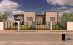 Casa com 1 suíte e 1 dormitório à venda por R$ 190.000 - Itajuba - Barra Velha/SC