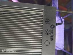 Ocean Tech Luminaria Led 120cm Marine 48w 96 Leds Bivolt