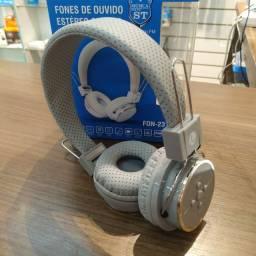 Fone bluetooth mp3