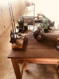 Máquina de cadarço