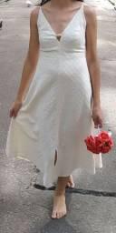 Vestido lindo Midi Enjoy