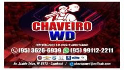 Chaveiro WD