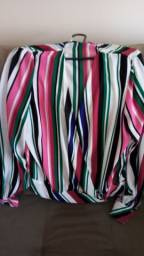 Blusas manga longa